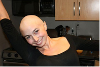 Annie Paulson, 2008, Breast Cancer Survivor