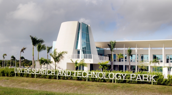UVI Unveils New Home for College of Science and Mathematics on St. Croix