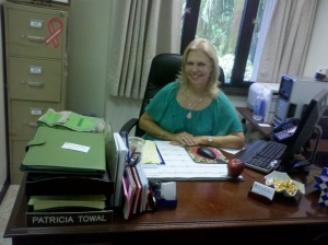 Face to Face: Patricia Patricia Towal provides information about Facebook Addiction