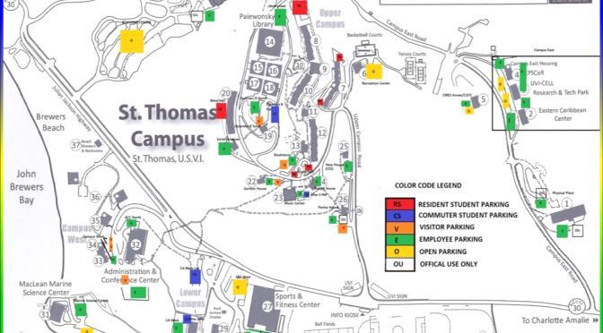 University Enforces New Parking System