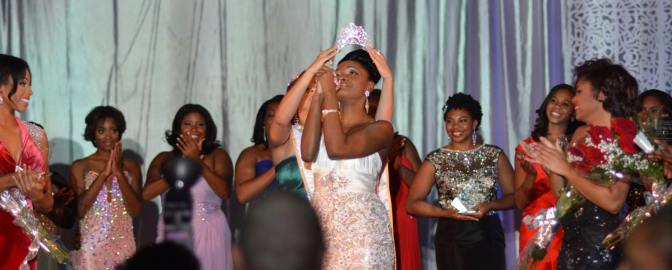 Miss UVI Wins Crown at NBCA Hall of Fame Queens Competition