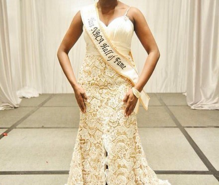 Miss UVI Captures The Crown of Miss NBCA Hall of Fame Queens Pageant