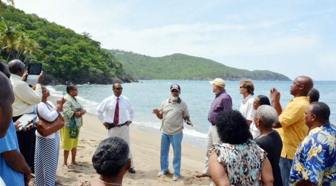 UVI recieves 65-acre land gift, unlimited potential cited