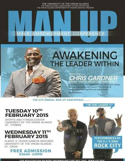 850 Future Leaders Attend 2015 Man Up Conference