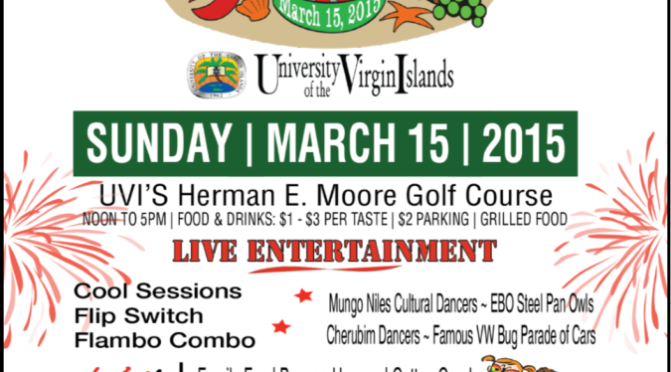 UVI Anticipates Successful Afternoon On The Green 2015