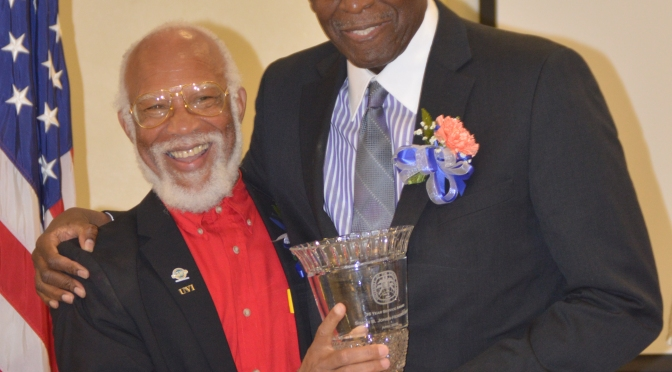UVI hosts 41st Annual Service Awards