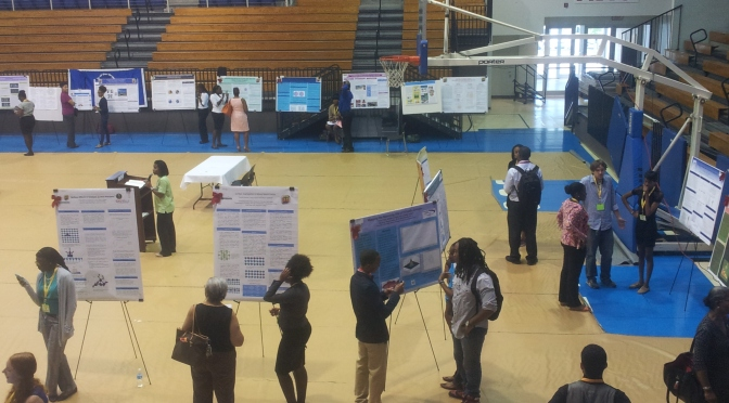UVI Hosts 4th Annual Research Day