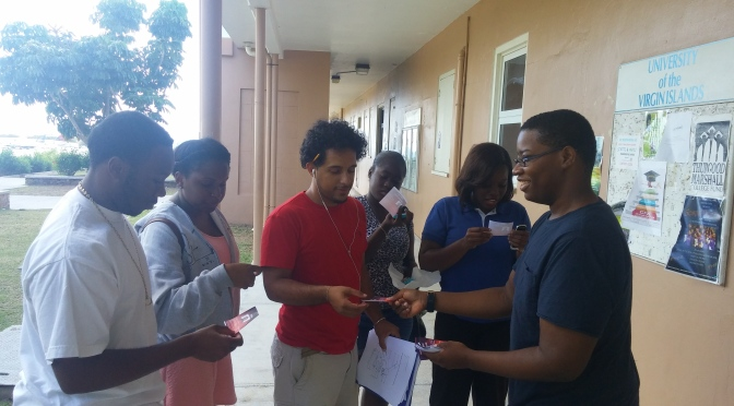 SGA Campaigning Moves into High Gear