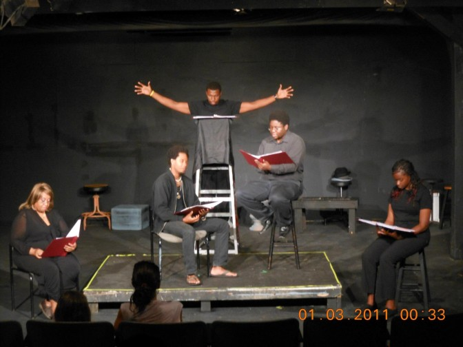 A Look at the 5th Annual Playwrights in Paradise New Play Festival