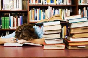 Studying Hard Image by © Randy Faris/Corbis