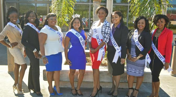 UVI CONTESTANTS PARTICIPATE IN ANNUAL ST. CROIX QUEEN'S RETREAT