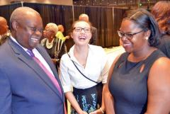 Tourism Sponsors National Association of Black Journalists Meeting, Sends Two UVI Students