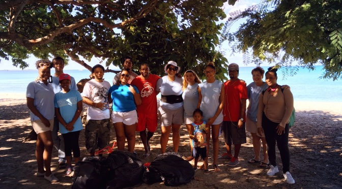 Psychology Club Beach Cleanup